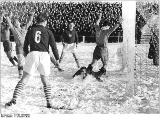 FDGB Pokal, SC Lok Leipzig - SC Dynamo Berlin 2:1